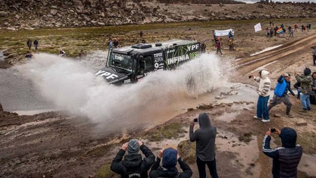 Por primera vez desde que está en Sudamérica, el Dakar se va de la Argentina