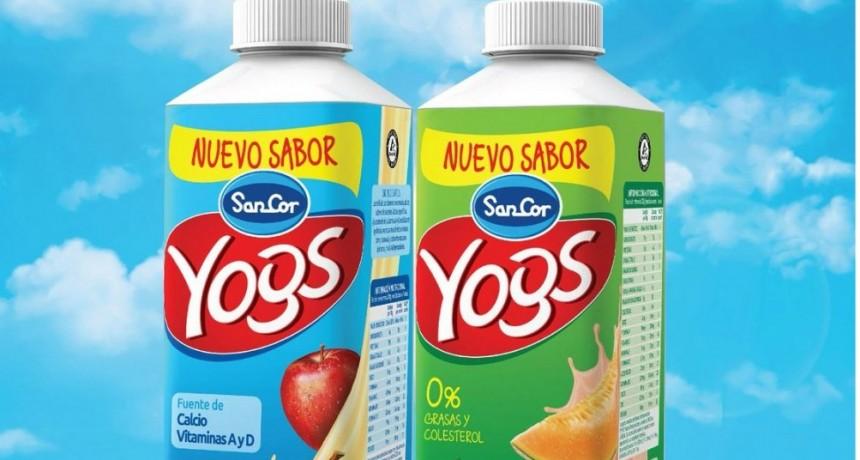 Prohíben la venta de una conocida marca de yogur