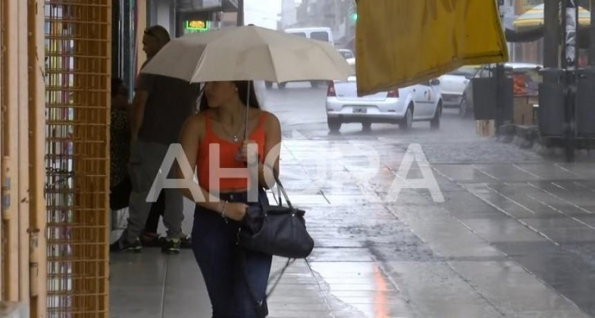 Revelan la causa del temporal de lluvias y tormentas en Entre Ríos