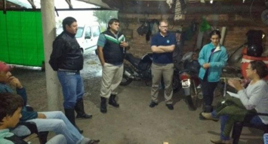 El Municipio mantuvo una reunión con la Cooperativa de Trabajo