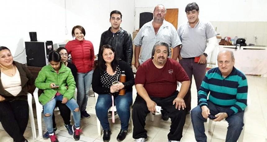 Los nuevos vecinalistas promocionan el modelo Santa Elena