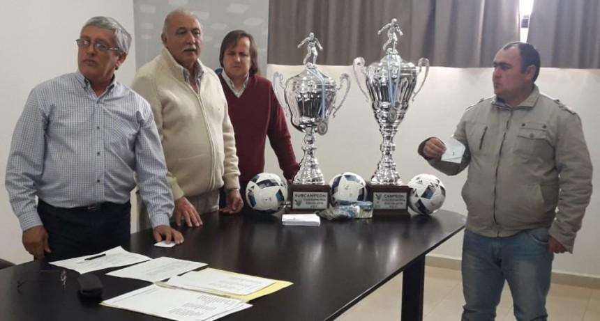Se sorteo la Copa Entre Ríos 2018