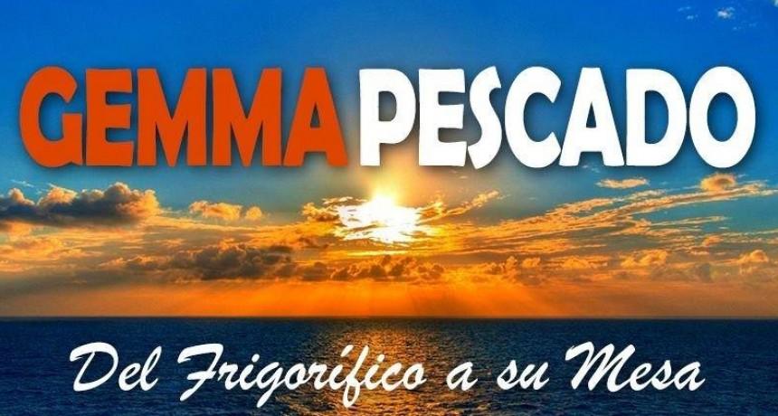 Gemma Pescados de Mar visita el Departamento Federal