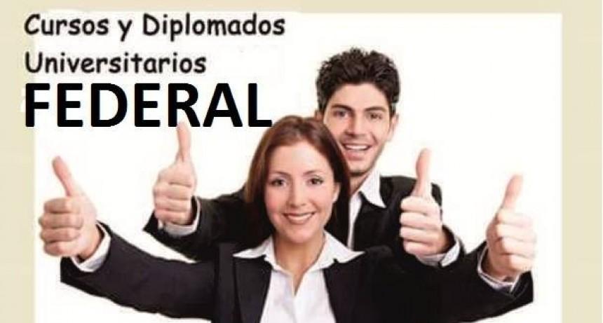 Oferta educativa Federal 2018