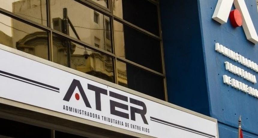 Ater Federal informa los vencimientos correspondientes al 2 anticipo 2018
