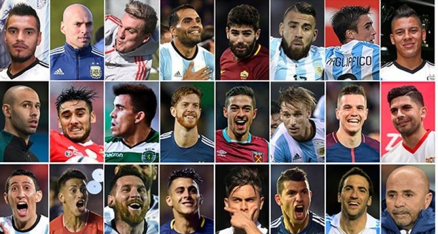 Selección Argentina: cómo llegan a Rusia 2018 cada uno de los 23 convocados