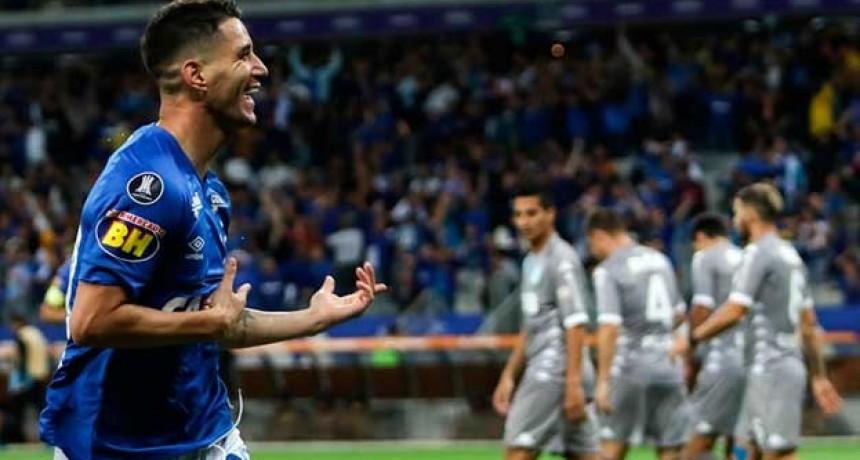 Copa Libertadores: Racing cayó en Brasil y quedó segundo en su grupo