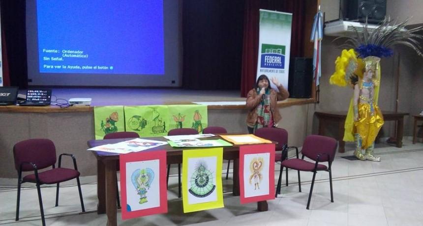 Primer Conversatorio en Fiestas Populares y Carnaval en Federal