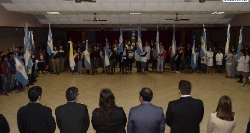 ACTO OFICIAL DEL 208° ANIVERSARIO DE LA REVOLUCIÓN DE MAYO