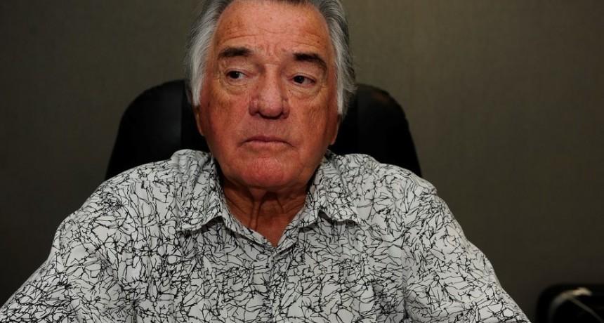 Revés para Barrionuevo: el fiscal Di Lello se opuso a la intervención del PJ