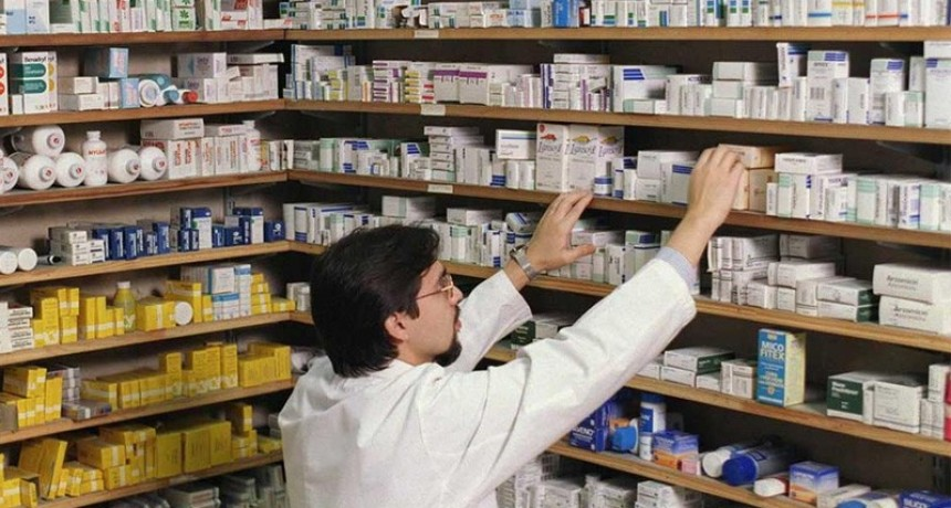 La producción farmacéutica caerá por segundo año consecutivo