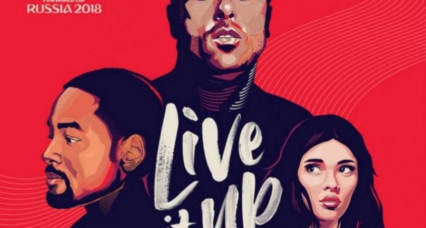 El video de Live it up, la canción oficial del Mundial de Rusia
