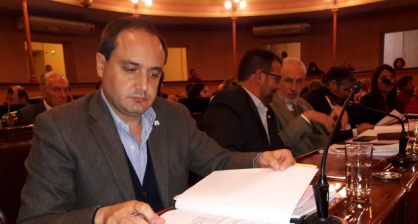 La Madrid busca que Entre Ríos adhiera a la Ley Nacional de Financiamiento Productivo