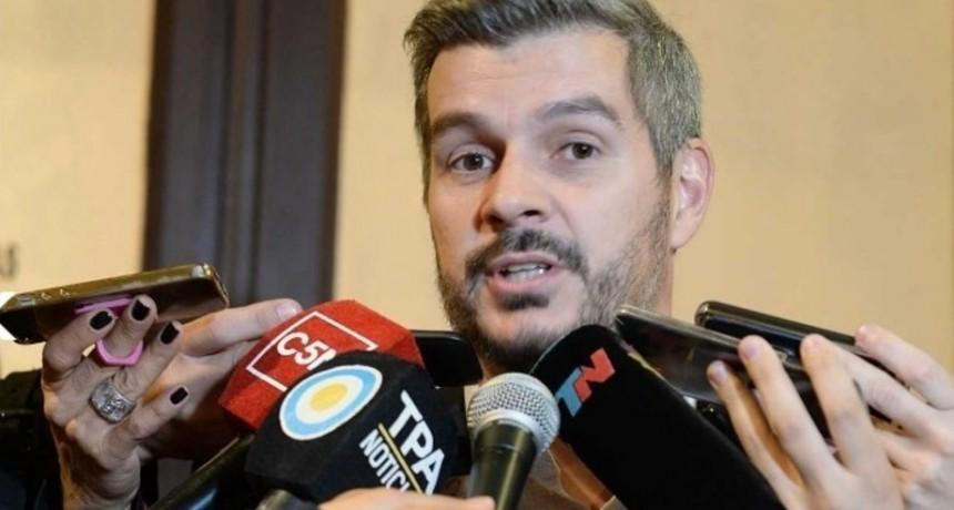 Marcos Peña confirmó que Mauricio Macri vetó la ley de tarifas: