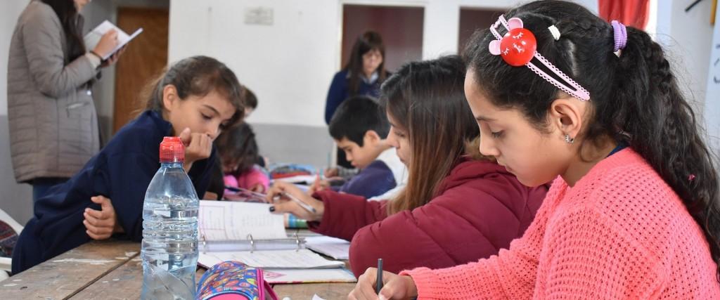 Villaguay y Federal ejecutan el programa Educando en Movimiento