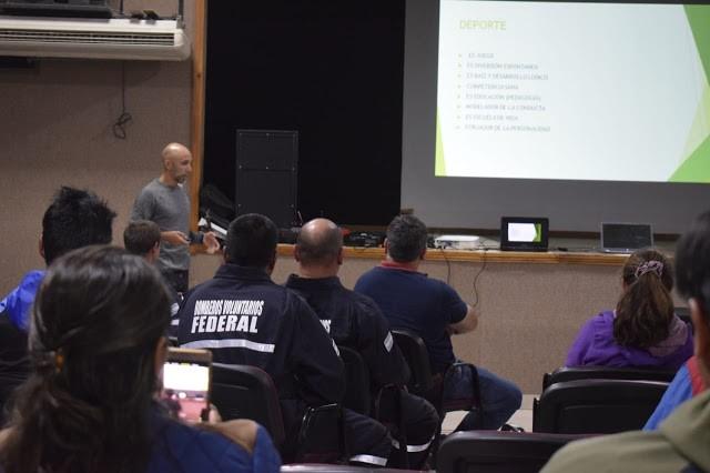 Primer Encuentro de Formación Gratuita para Integrantes de Instituciones Deportivas