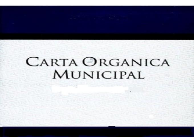 Concejales aprobaron modificar Artículos de la Orgánica Municipal
