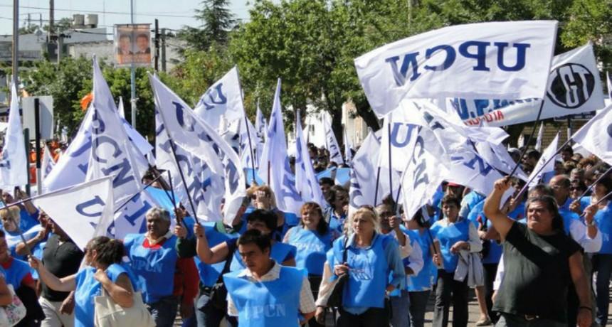 Resolución de UPCN: Estatales marcharán en busca de definiciones del gobierno provincial