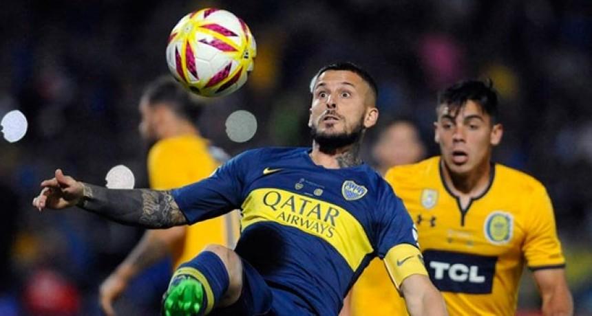 Boca se consagró campeón de la Supercopa Argentina tras vencer a Central por penales