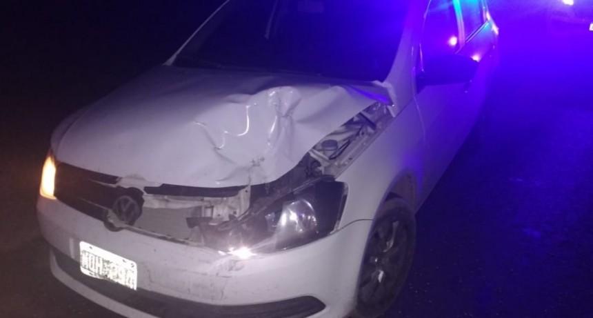Nuevo accidente sobre Ruta nacional N 127
