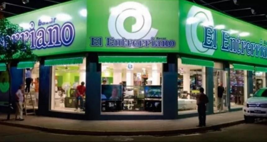 Con la de La Paz, cerró la tercera sucursal de Bazar El Entrerriano