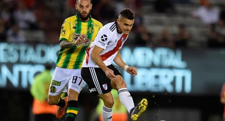 Copa de la Superliga: River aplastó a Aldosivi y se clasificó a cuartos de final