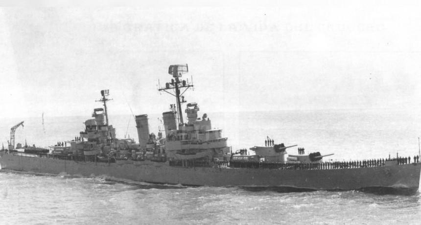 El Crucero General Belgrano, noble hasta el final