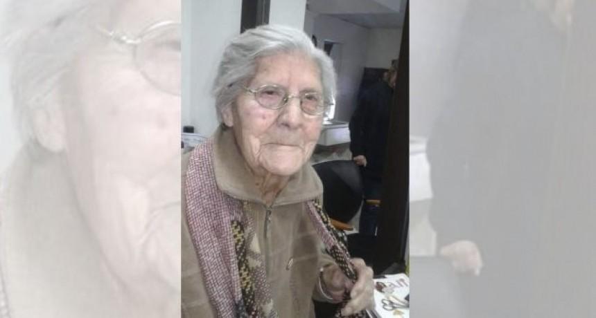 Doña Chola es de Federal y este viernes cumplió 100 años