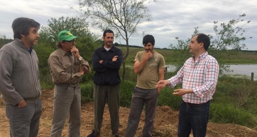 La Madrid busca la preservación y la transitabilidad de los caminos rurales de la provincia.