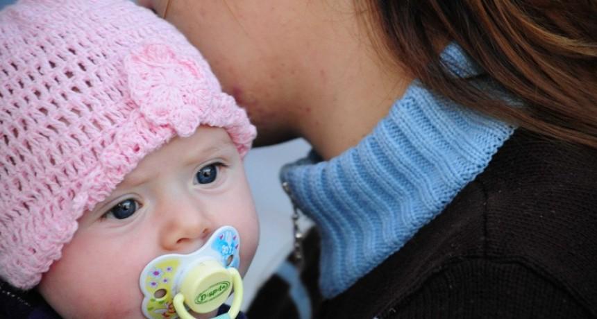 El 52 por ciento de los 2.234.187 padres que cobran la AUH tiene un solo hijo