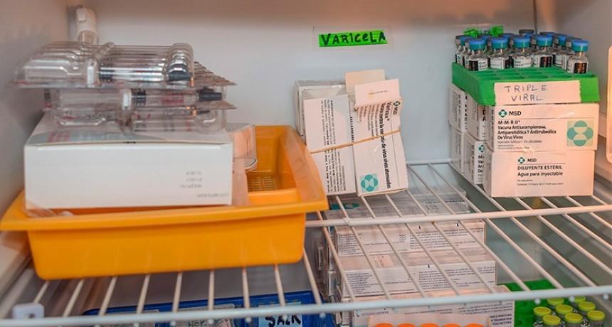 El gobierno nacional afirma que envió el 90% de dosis de vacunas a Entre Ríos