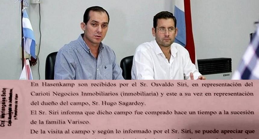 Corrupción de Cambiemos: Exclusivo documento que revela la estafa millonaria que pergeñaron funcionarios de Viale