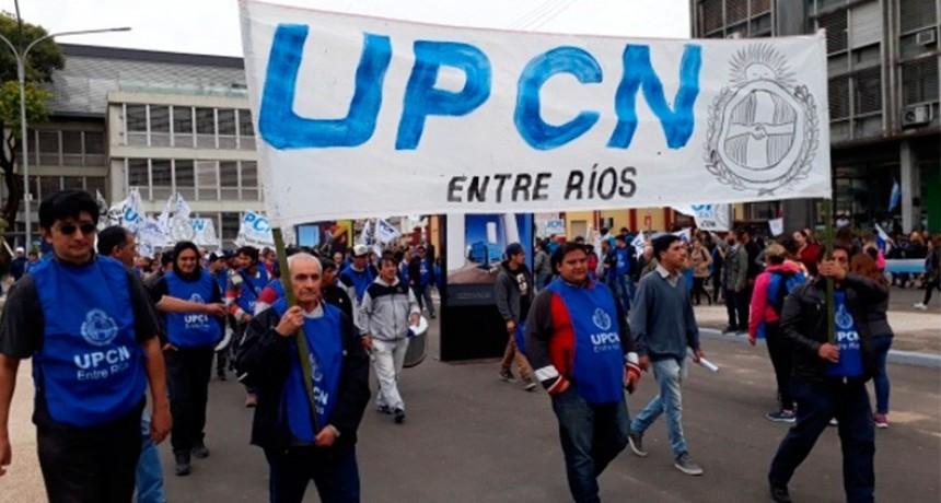 UPCN adelantó que aceptará la propuesta salarial del gobierno