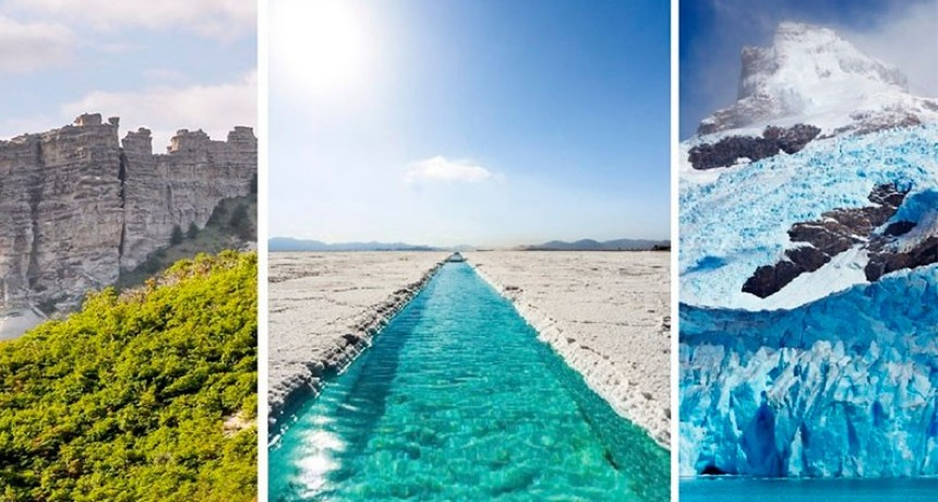 Dieron a conocer cuáles son las siete maravillas naturales de la Argentina