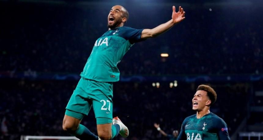 En un cierre impresionante, el Tottenham de Pochettino venció al Ajax y se metió en la final