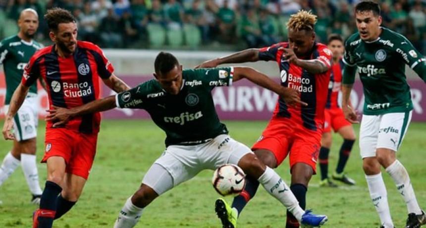 Copa Libertadores: San Lorenzo cayó en Brasil y terminó segundo en su grupo
