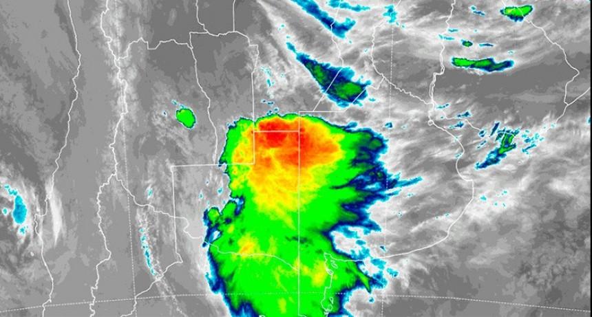 Extienden alerta por tormentas: Abarca 12 provincias, incluida Entre Ríos
