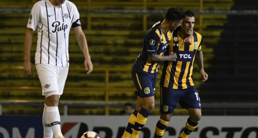 Rosario Central despidió a Germán Herrera con una victoria