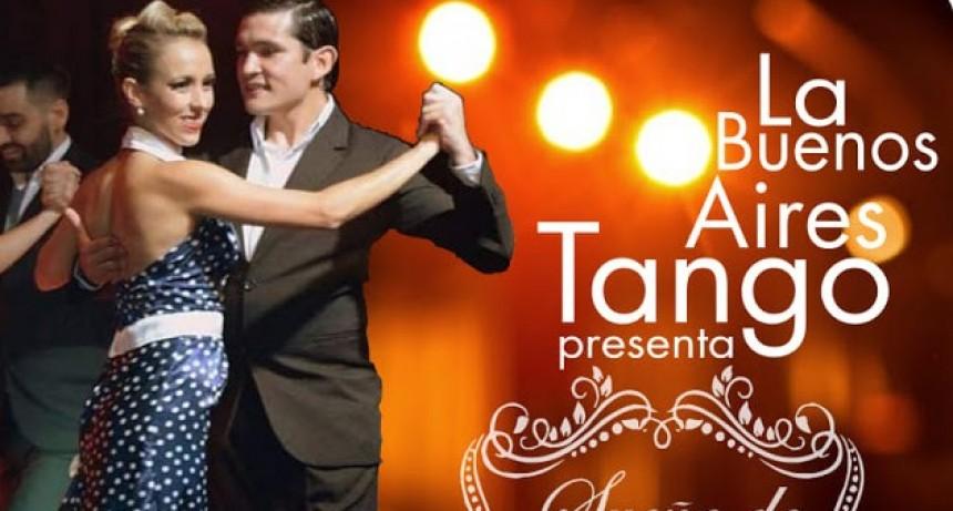 La Buenos Aires Tango se presenta en Federal