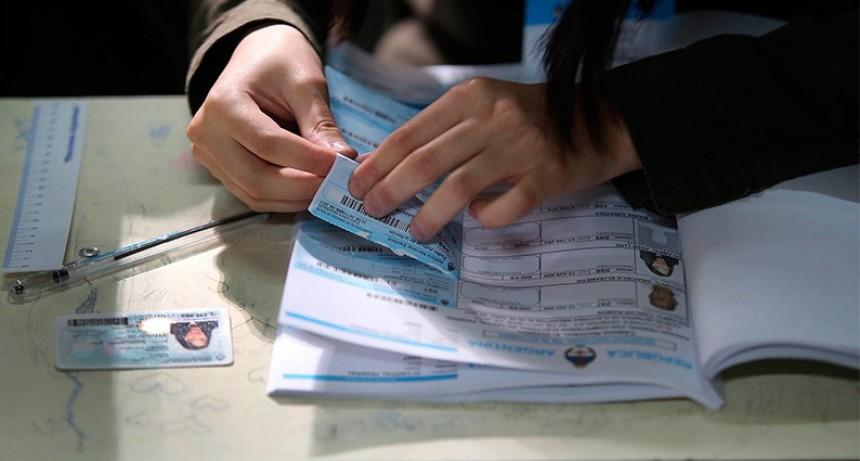 Oficializaron el cronograma de elecciones para elegir Presidente la Nación