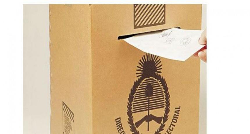 Elecciones 2019: hasta el 24 de mayo se pueden realizar reclamos en el padrón