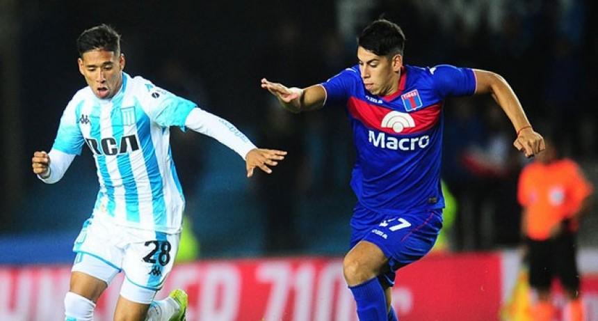 Tigre eliminó a Racing y se clasificó a semifinales de la Copa de la Superliga