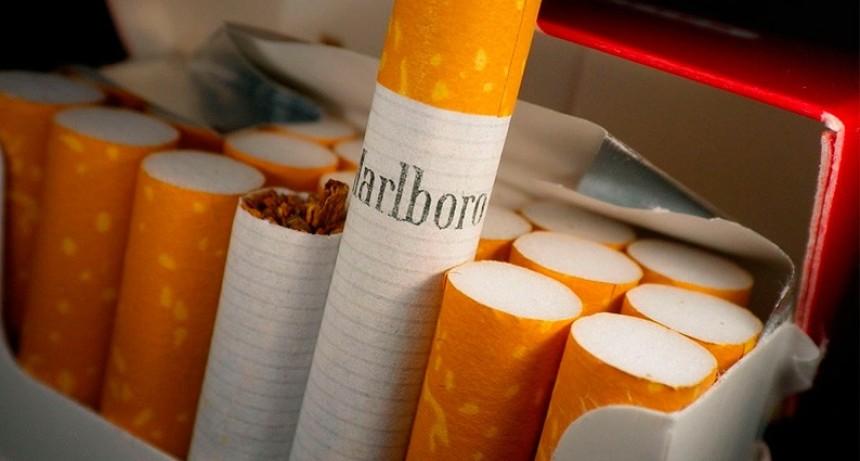 Anuncian un nuevo aumento en los precios de los cigarrillos