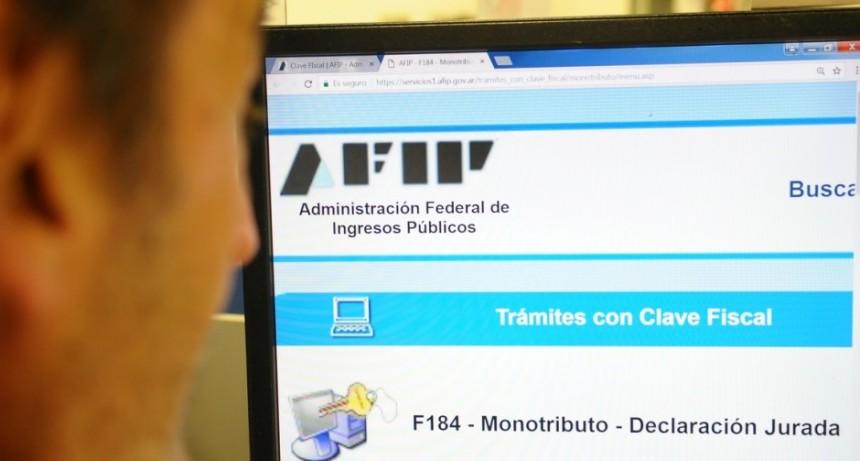 AFIP: se podrá sacar la clave fiscal desde el celular