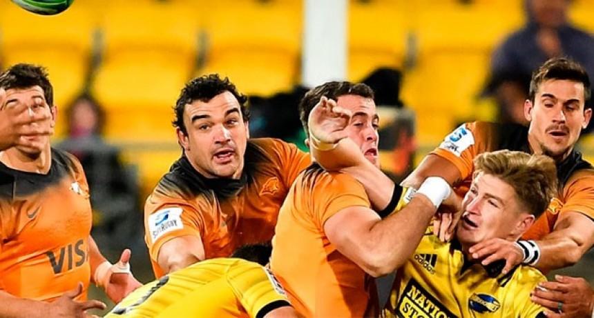 Jaguares y un nuevo histórico golpe: ganó en Nueva Zelanda por el Súper Rugby