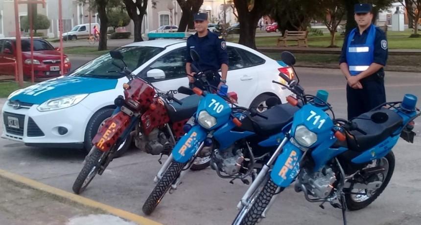Nuevos móviles para la Jefatura Departamental de Policía de Federal
