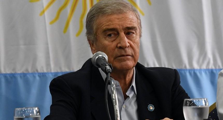 ARA San Juan: Aguad atribuyó el hundimiento a