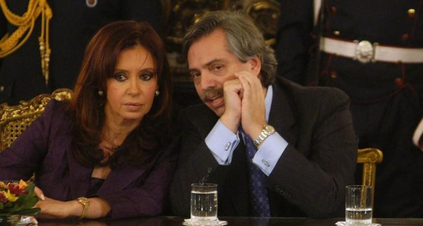 Elecciones: Cristina Kirchner anunció que se presentará como candidata a vicepresidenta de Alberto Fernández