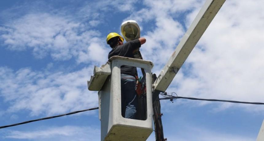 Solicitan trabajos en obras de iluminación para Barrio El Silbido