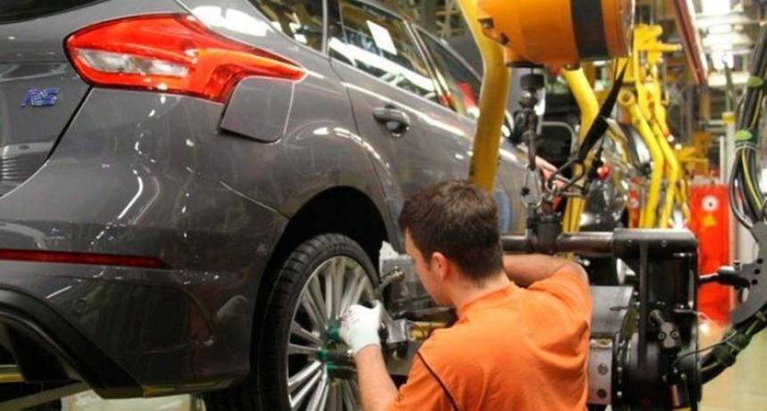 La automotriz Ford suspendió 500 obreros en la planta de Buenos Aires